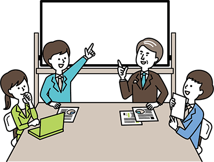 経営サポート会議の開催